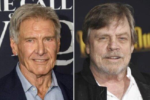 بازیگران «جنگ ستارگان» علیه ترامپ وارد میدان شدند