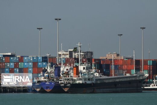 Import, export through Iran's Astara Port increase by 40%