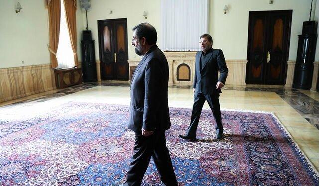 محسن رضایی مقابل رئیسی ایستاد /دوقطبی درون جناحیِ انتخابات ۱۴۰۰