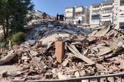 ببینید | تصاویر وحشتناک دوربین مداربسته از قدرت زلزله ترکیه