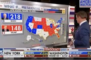 ببینید | اشتباه مجری فاکس نیوز طرفداران ترامپ را عصبانی کرد
