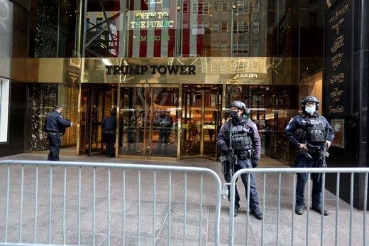 ترامپ بازمیگردد/تشدید تدابیر امنیتی در منهتن
