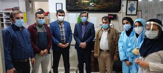 کمیته اضطراری ویروس کرونا در بیمارستان امام خمینی (ره) تشکیل شد
