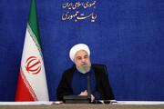 الرئيس روحاني : نامل ان تعود الادارة الامريكية المقبلة الى التزاماتها