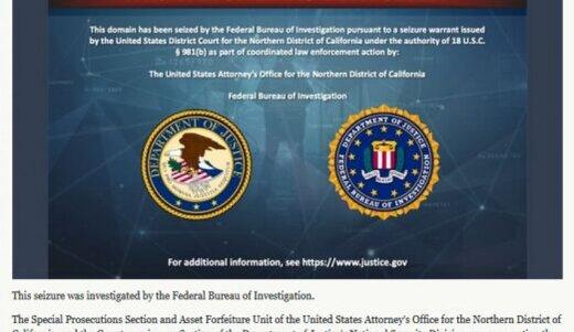 آمریکا دامنههای ۲۷ وب سایت ایرانی را توقیف کرد