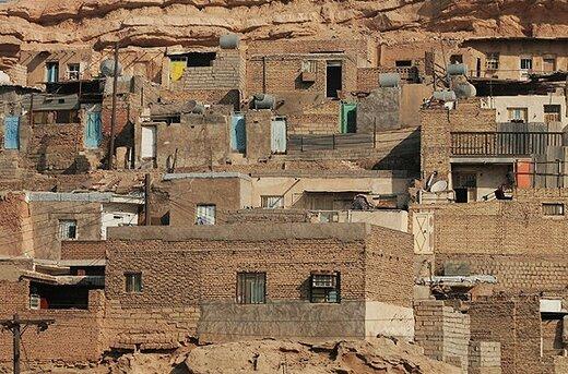 ۱۱ هکتار از محله منبع آب اهواز در پهنه خطر است