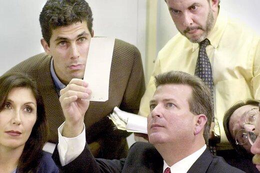 از انتخاب جنجالی جرج بوش تا رقیب خیالی جو بایدن