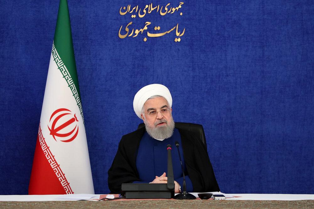 Pres Rouhani: Maximum pressure at end of its tenure