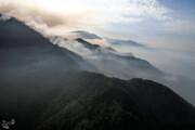 تصاویر   تلاش برای خاموش کردن جنگلهای گرگان ، در روز پنجم!
