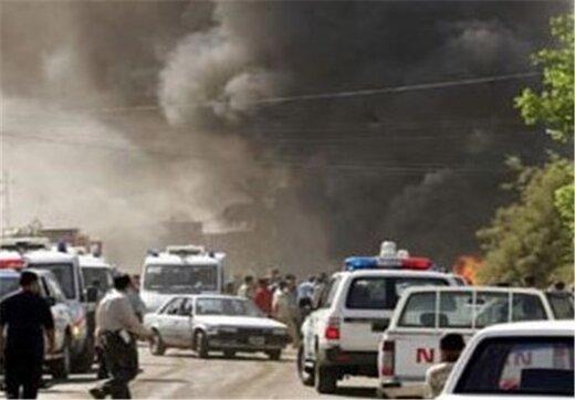 وقوع انفجار مهیب در جنوب بغداد