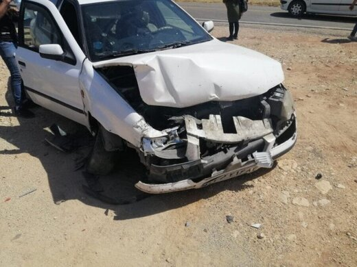 تصادف جان هفت عضو یک خانواده در خوزستان را گرفت ؛ مرگ همچنان در جاده مواصلاتی شادگان – دارخوین پرسه میزند