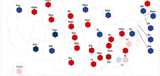 انتخابات مجلس نمایندگان و مجلس سنای آمریکا به نفع کدام حزب تمام شد؟