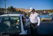 چند هزار خودرو بخاطر محدودیتهای سفر جریمه شدند؟
