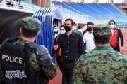 اتفاق عجیب در تبریز؛ رحمتی پول تست کرونای تیمش را پرداخت کرد
