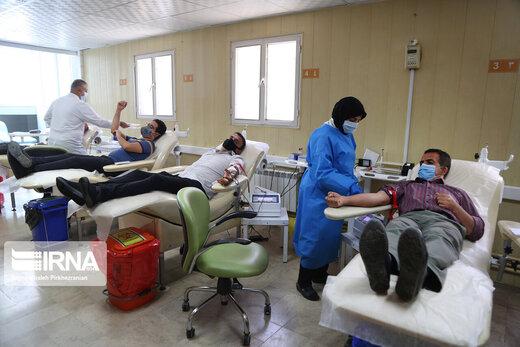 هشدار! کاهش اهدای خون در تهران