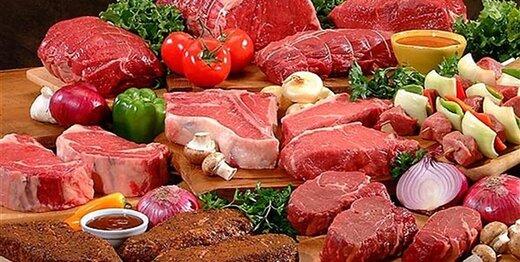 قیمت انواع گوشت تازه گوساله و گوسفندی/ جدول