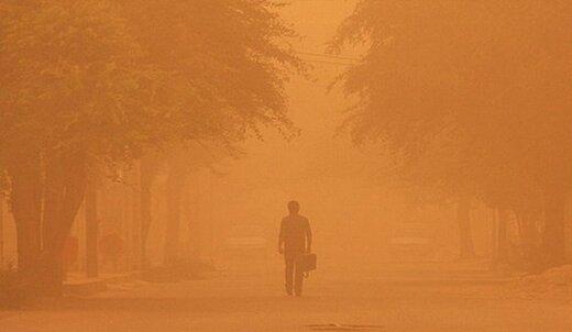 درگیرترین مناطق ایران در بحث گرد و غبار کدامند؟/ راه مقابله؛ سازگاری با طبیعت