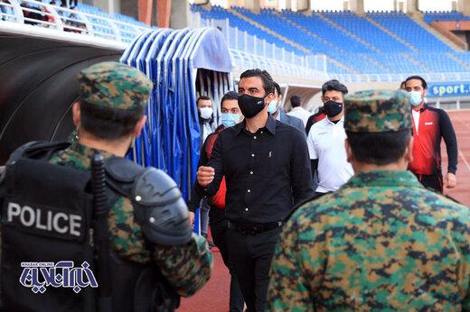 مهدی رحمتی یکی از هجومیترین مربیان لیگ برتر