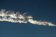 ببینید | ورود و انفجار بزرگترین شهاب سنگ در روسیه