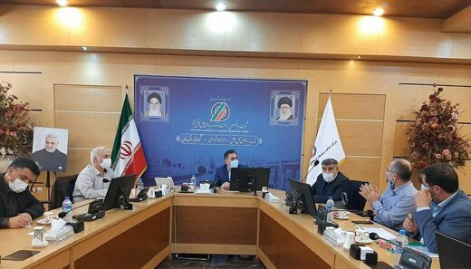 پیگیری اتمام پروژه آزادراه ارومیه-تبریز در جلسه نماینده مجلس و معاون وزیر راه