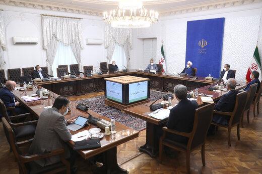 روحانی: بودجه۱۴۰۰ بر مبنای توانمندیها تدوین شده نه نتایج انتخابات آمریکا
