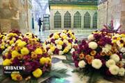 تصاویر | گلآرایی بارگاه حضرت معصومه(س) در سالروز ورود ایشان به قم