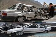 تلفات تصادفات در شش ماهه اول کم شد