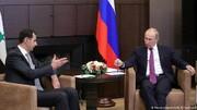 پوتین در نشست با بشار اسد: کانون تروریسم بینالمللی در سوریه نابود شد