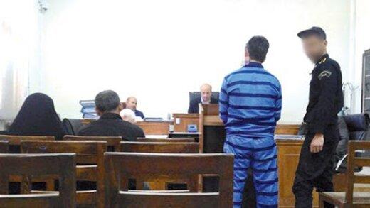 قاتل  معتاد در دادگاه: دوستم مستحق مرگ بود؛چون هم مواد من را برداشته بود،هم به من فحش داد
