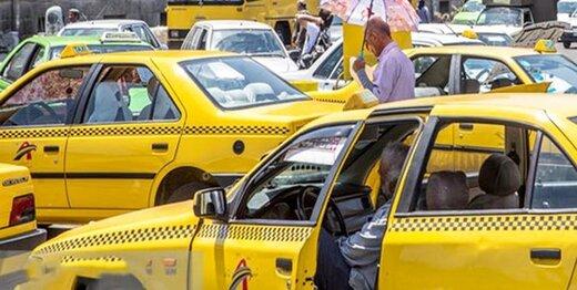 چطور تاکسیسواری باعث انتقال کرونا میشود؟