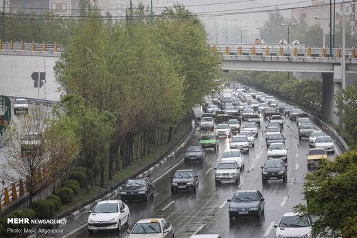 دلیل ترافیک شب گذشته پایتخت چه بود؟
