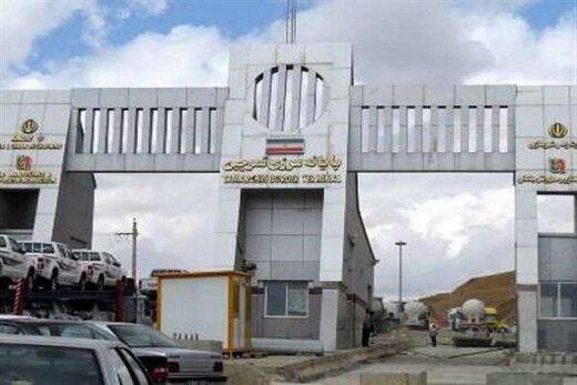 از سرگیری تردد در مرز تمرچین پیرانشهر
