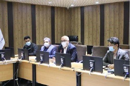 سومین جلسه شورای عالی پولی و بانکی منطقه آزاد قشم برگزار شد