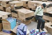 قاچاق لوازم آشپزخانه با خودروی شوتی؛ انبار قاچاق در جنوب تهران لو رفت