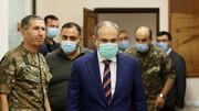 رئیس ستاد کل نیروهای مسلح ارمنستان خلع شد