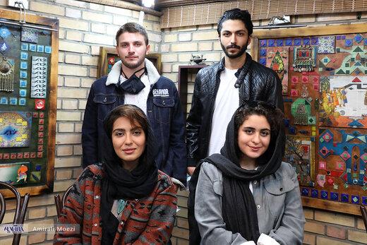 شهاب حسینی، الگوی بازیگران جوانِ سریال «از سرنوشت» است