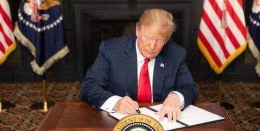 رویترز از تحریمهای آمریکا علیه ایران خبر داد