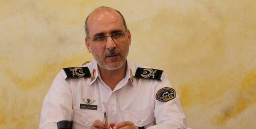 توضیحات رئیس پلیس راهور پایتخت درباره کمین کردن ماموران، پیامکهای اشتباهی و جریمهها