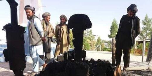 کشته و زخمی شدن ۲۰ نفر در حمله انتحاری طالبان به شمال افغانستان