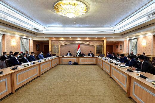 در توافق ۱۳ بندی میان عراق و عربستان چه نوشته شده؟