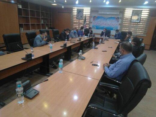 جلسه شورای هماهنگی ستاد مدیریت بحران شهرستان هویزه تشکیل شد