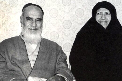 ببینید |  بازخوانی نامه عاشقانه امام خمینی (ره) به همسرشان در تلویزیون