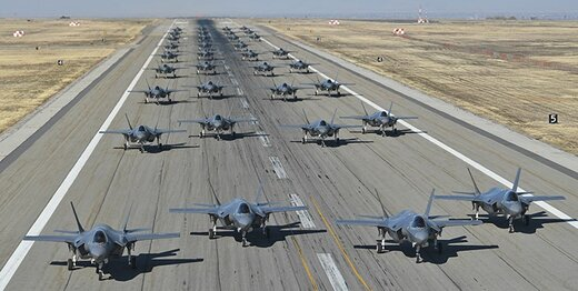 آمریکا به طور رسمی با فروش اف ۳۵ به امارات موافقت کرد