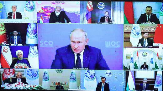 در بیستمین اجلاس سران کشورهای عضو سازمان همکاری شانگهای چه گذشت؟
