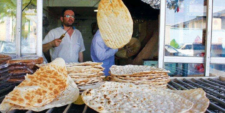 درخواست نانوایان برای افزایش ۱۰۰ درصدی قیمت نان