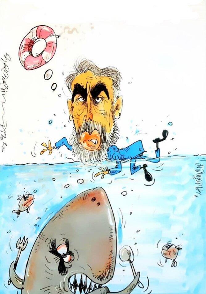 آیا مربی آبیها از این مخمصه نجات پیدا میکنه؟!