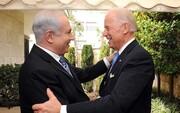 چاپلوسی نتانیاهو برای بایدن