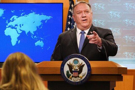 واکنش پمپئو به تهدید مجلس:باجگیری هستهای،موضع ایران را تقویت نمیکند
