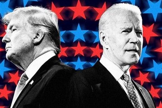 ببینید | اعداد دوست داشتنی در انتخابات آمریکا به روایت رویترز