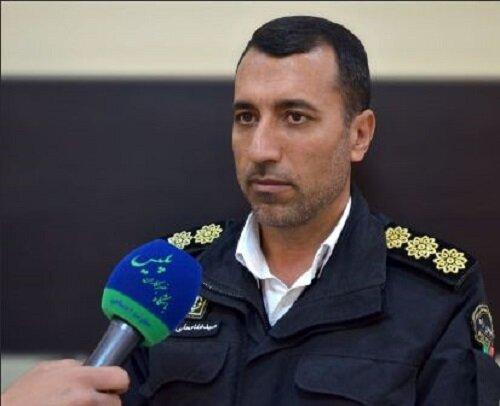 """یک کشته و ۲ زخمی حاصل واژگونی اتوبوس در """"چهارمحال و بختیاری"""""""